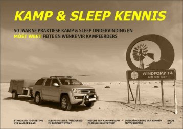 KAMP EN SLEEP KENNIS