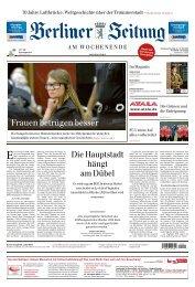 Berliner Zeitung 11.05.2019