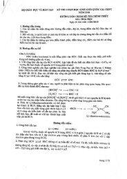 Bộ đề HSG Hóa học Việt Nam - Đề Quốc gia (Vòng 1) Từ 1994 - 2018 & Đề Olympiad Hóa học Quốc tế (IChO) Từ 2002 - 2011 (Có đáp án)
