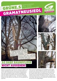 GRUENE.S GRAMAT 01-19