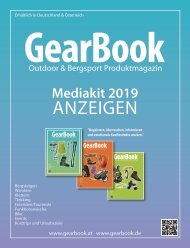 GearBook Mediakit Anzeigen 2019
