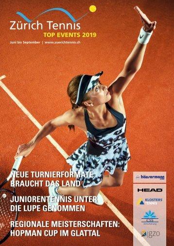 Top Events by Zürich Tennis