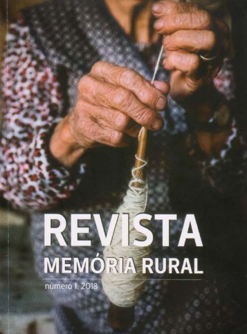Revista Memória Rural 1