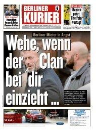 Berliner Kurier 12.05.2019