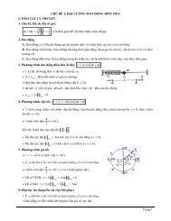 Bộ chuyên đề, bài tập phương pháp, bài tập vật lý THPTQG theo 4 cấp độ khó tăng dần 2019