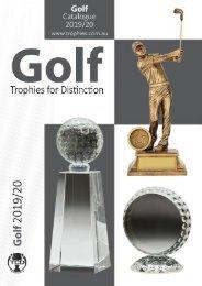 2019 Golf Catalogue