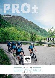 HALLER PRO+ Cycling - PRO+ Magazin 2019-02 Deutsch