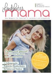 Landshuter Mama Ausgabe 17