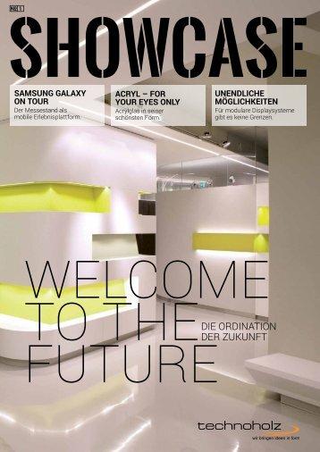 Welcome to the Future - Showcase No. 1