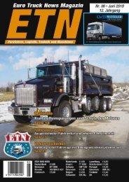 Euro Truck News Digital Nr. 06/2019