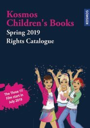 KOSMOS Children's Books Spring 2019 - Rights Catalogue