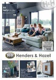 Henders & Hazel - Neu in der Kollektion
