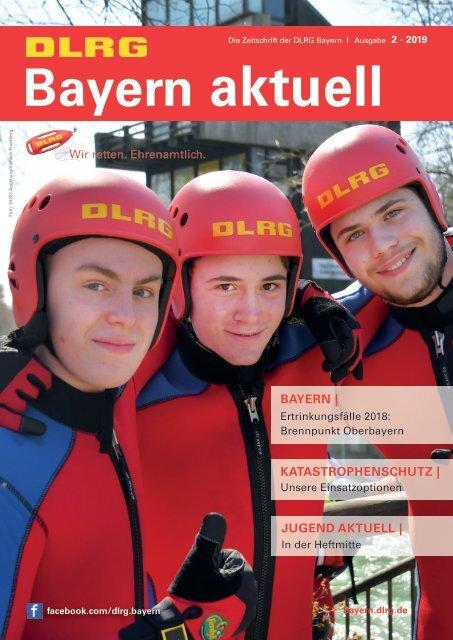 DLRG Bayern aktuell   02 - 2019