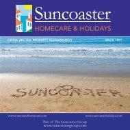 Suncoaster Homecare & Holiday 2018