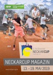 Neckarcup Magazin 2019