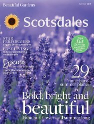 Beautiful Gardens Magazine - Summer 2019