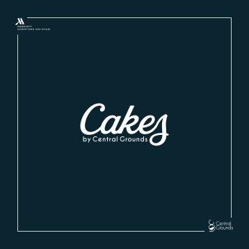 Cakes Catalog
