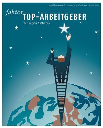faktor Top-Arbeitgeber 2018