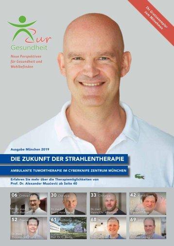 Zur Gesundheit München 2019