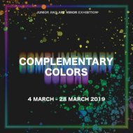 Complementary Colors: Junior and Art Minor Exhibit Spring 2019