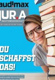 audimax JUR.A 12/2018 - Karrieremagazin für Juristen