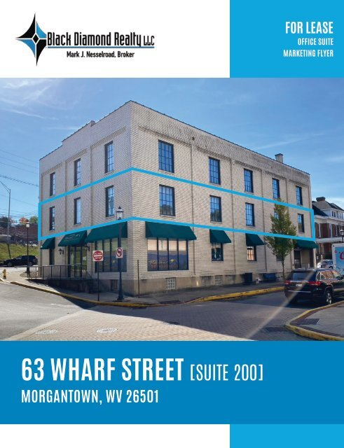 63 Wharf Street Marketing Flyer