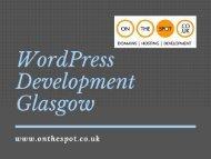 WordPress Development Glasgow-converted