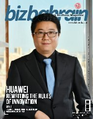 BizBahrain Magazine May June 2019