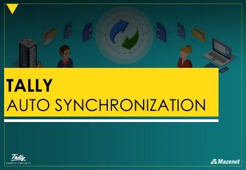 Tally Auto Synchronization