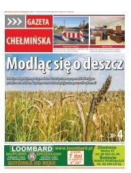 Gazeta Chełmińska nr 67