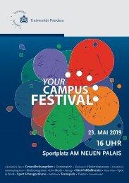 Campus Festival Guide 2019