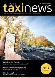 RAL1015 taxi news - Heft 02/2019