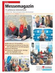 Der Messe-Guide zur 13. jobmesse münsterland