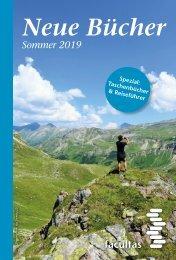 Facultas - Neue Bücher Sommer 2019