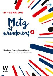 Metz est wunderbar