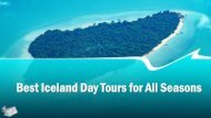 Best Iceland Day Tours for All Seasons