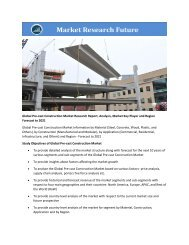 Global Pre-cast construction market
