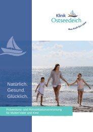 Klinikprospekt Klinik Ostseedeich05-2019