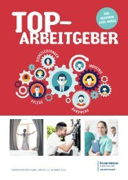 Top-Arbeitgeber der Region Eifel-Mosel
