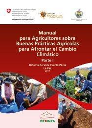 Manual para Agricultores sobre Buenas prácticas Agrícolas para Afrontar el Cambio Climático Parte 1