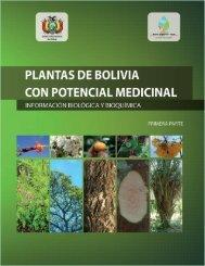 Plantas de Bolivia con Potencial Medicinal