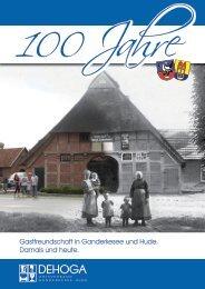 100 Jahre DEHOGA Ganderkesee-Hude
