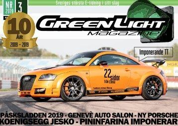 GreenLight Magazine #3-2019