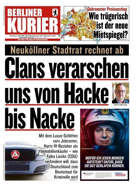 Berliner Kurier 14.05.2019