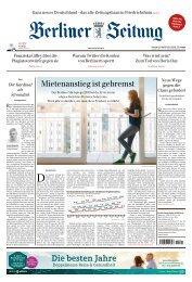 Berliner Zeitung 14.05.2019