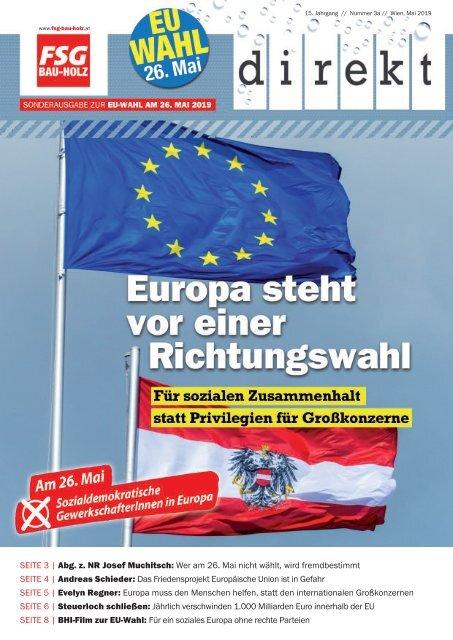 FSGdirekt EU-WAHL