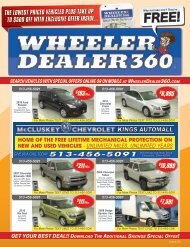 Wheeler Dealer 360 Issue 20, 2019