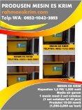 Telp/WA: 0852-1042-3883 Bungkus Plastik Es Krim Stik Minahasa, Sulawesi - Page 2