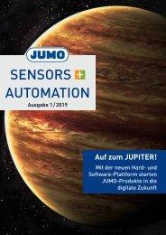 JUMO Kundenmagazin 1/2019