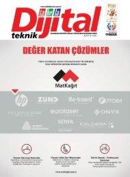 Dijital Teknik Mayıs 2019